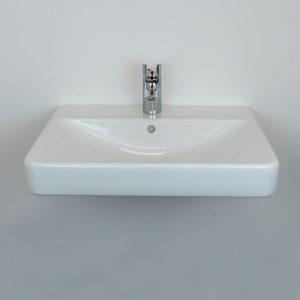 Cara Handwaschbecken weiss